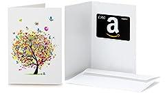 Idea Regalo - Buono Regalo Amazon.it - €200 (Biglietto d'auguri Albero in festa)