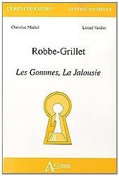 Robbe-Grillet : Les Gommes, la Jalousie