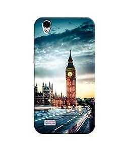 Sketchfab London Street Latest Design High Quality Printed Designer Back Case Cover For Vivo Y31L
