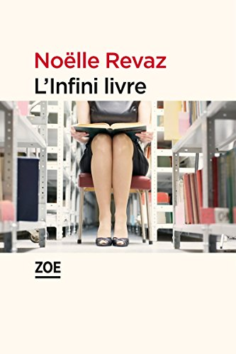 L'infini livre par Noëlle Revaz