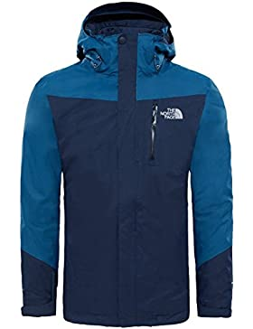 The North Face M Solaris Triclimate Chaqueta, Hombre, Urban Navy, XL