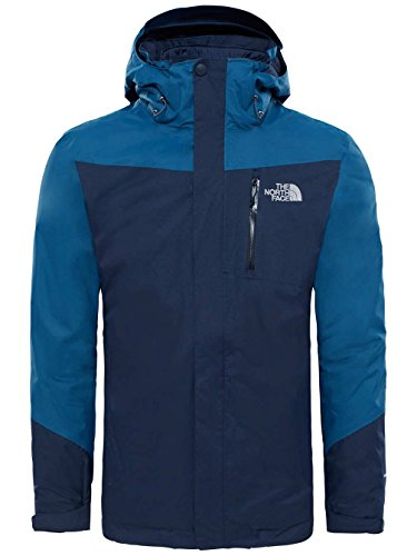 The North Face M Solaris Triclimate Chaqueta, Hombre, Urban Navy, S