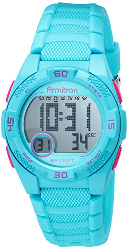 armitron-sport-womens-45-7048lbl-magenta-accented-digital-chronograph-light-blue-silicone-strap-watc