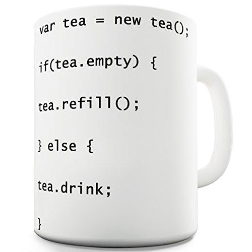 Twisted Envy Programmers Tea Code Ceramic Funny Mug ff771e9f2c46a