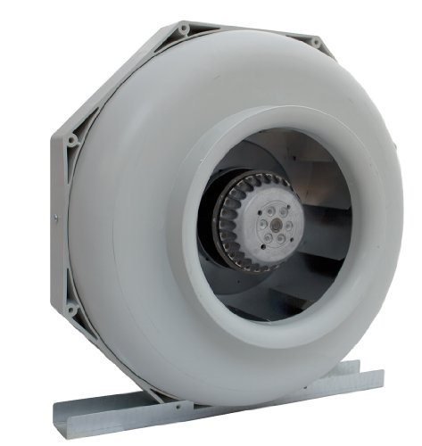 Can-Fan RK 200LS 4 Speed Fan - 1110m³/hr (Belüftung Lüfter Motor)