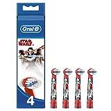Braun Oral-B Stages Power Testine di Ricambio per Spazzolino Elettrico Oral-B, con Personaggi di...