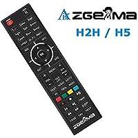 Telecomando ORIGINALE Air Digital per Zgemma Star H.2H H.2S H2H H2S - Nero