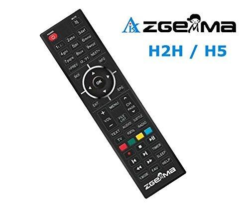 ZGemma mando distancia Star S/2S/H1/receptores H2