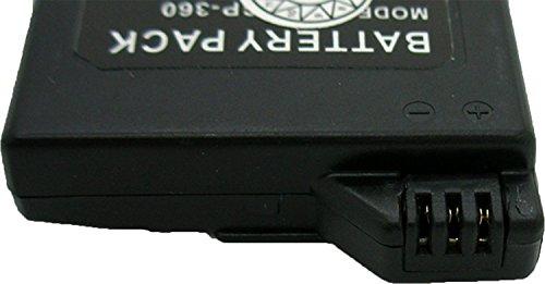 Li-Ion 3.6V 2400mAh Battery For SONY PSP SLIM 20003000CE Marking 2506 Img 2 Zoom