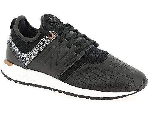 New balance sport scarpe per le donne, color nero, marca, modelo sport scarpe per le donne wrl247 nero