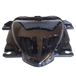 Motorrad LED Rücklicht Suzuki M1800R / RII / VZR1800 06-13, getönt, Reflektor schwarz, E-geprüft