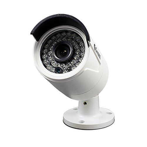 Swann SWNVK-874004-UK 8-Channel 4MP HD Network Video Recorder and 4 NHD-818 Camera CCTV Kit – White