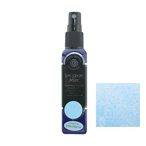 Cosmic Shimmer Tinten-Spray, 50ml–Farbe: Graceful Blue (Blau) (Machen Farbe Mischen Karte)