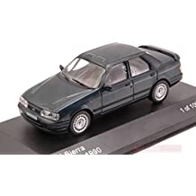 WHITEBOX WB236 FORD SIERRA COSWORTH 1990 METALLIC DARK GREEN 1:43 DIE CAST MODEL
