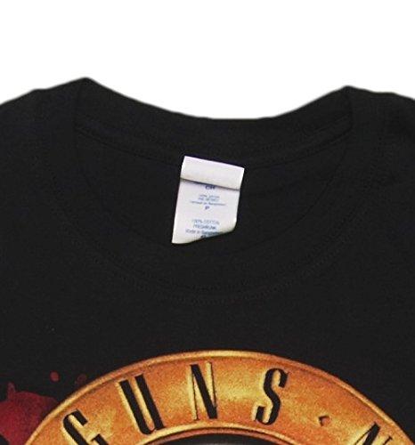 Bravado Herren T-Shirt Black/Charcoal
