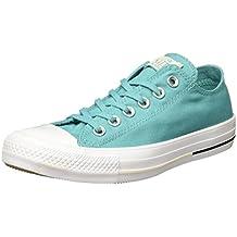 Converse - Zapatillas de Lona para Mujer Turquesa Azul Turquesa