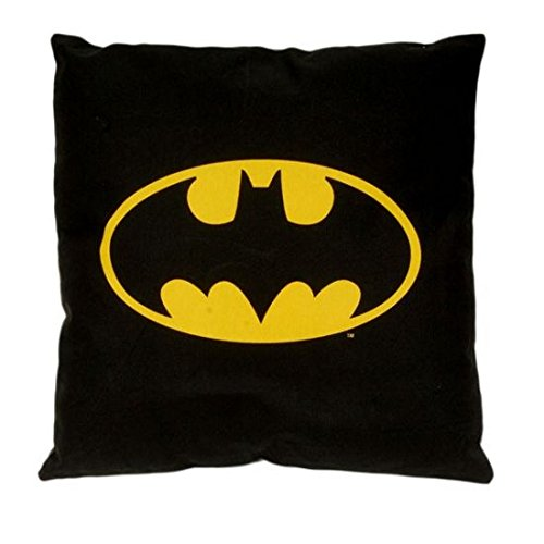 DC Comics Cuscino Pillow Batman Logo 40 x 40 cm CODI