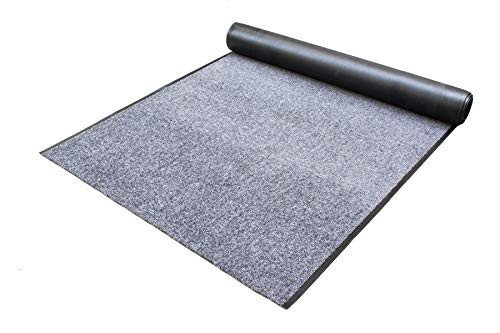Zeltteppich Campingteppich Vorzeltteppich Grau 250 x 300 cm Made in Germany