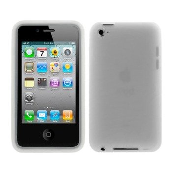 Silicone Case iPod Touch 4G (Clear)