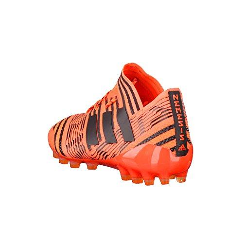 adidas Nemeziz 17.1 AG, Chaussures de Football Homme Orange (Narsol/Negbas/Rojsol)