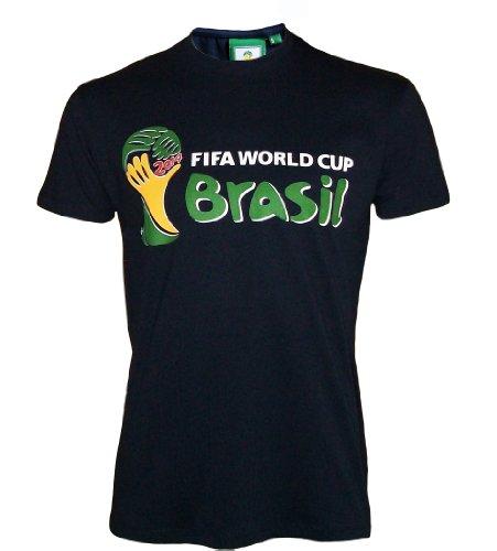 T-shirt Coppa del Mondo di calcio 2014 in Brasile, collezione