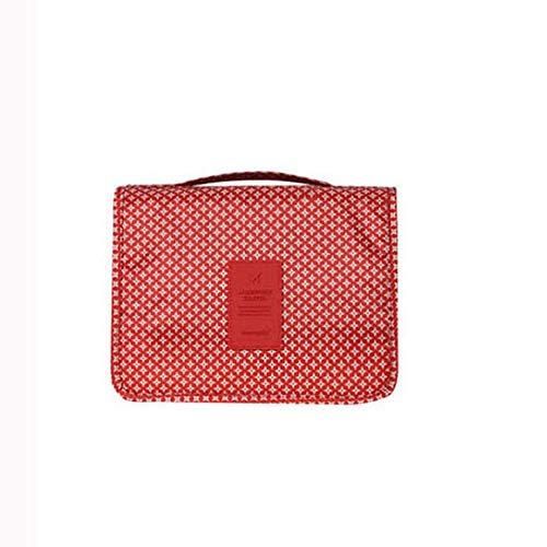 Dtuta Neu Damen Kosmetiktasche Zum AufhäNgen Multifunktions-Aufbewahrungstasche, ReiseunterwäSche Hochwertiger Wasserdichter Waschbeutel GroßE KapazitäT