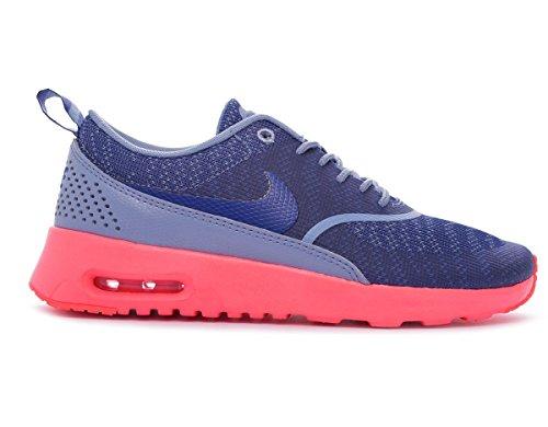 WMNS NIKE AIR MAX THEA KJCRD 718646 Blau 400 Damen Sneaker, Größe:38;Farbe:blau