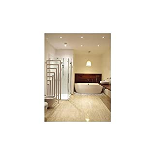 Anapont Room Divider Divider, Radiator, Designer Radiator Angus White High Quality in Various Colors - 1300h x 440b