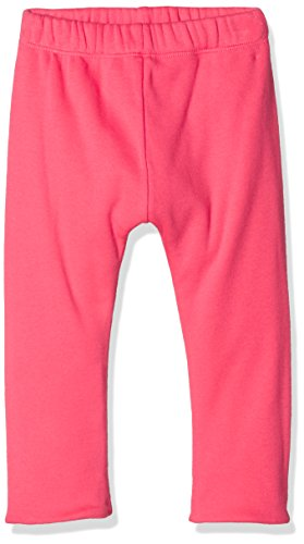 Petit Bateau Unisex Baby Hose Pantalon Reversible Gloss 2486934, Rosa (Gloss 34), 62 (Herstellergröße: 3m/60cm) (Reversible Hose)