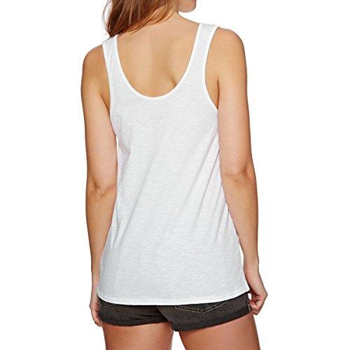 Billabong Essential Tt, T-Shirt Donna bianco
