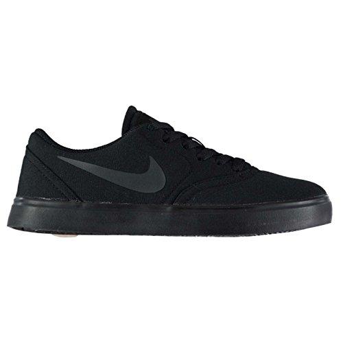 Nike SB Check Cnvs Gs. 905373-001 905373-001 Nero