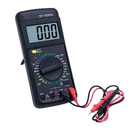 KESOTO 4 in1 DT9205A Multimeter Ohmmeter Spannungsmesser Strommessgerät Diodentest