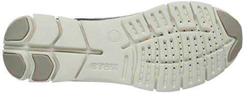 Geox D Sukie A, Baskets Basses Femme Gold (Champagnecb500)