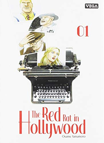 The Red Rat in Hollywood Edition simple Tome 1