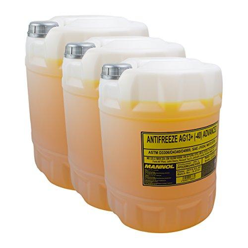 Kühlerfrostschutz Mannol Kühlerfrostschutz