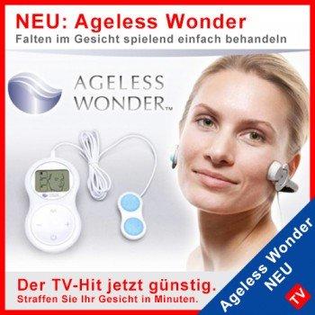 Ageless Wonder - Falten glätten im Gesicht Original aus TV