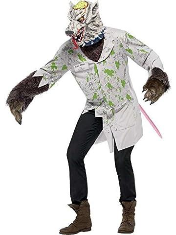 Costume Rat - Costume rat de laboratoire - taille