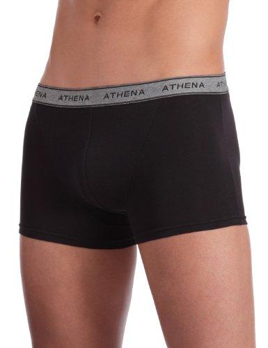 Athena Herren Badehose Mehrfarbig (Blanc/Noir/Gris/Anthracite)