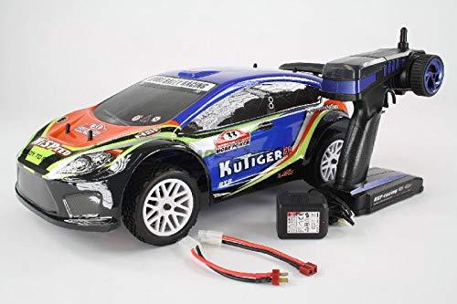 RC Auto kaufen Rally Car Bild 4: HSP Rally Car Kutiger 1 10 RTR 4WD Blau 94118*