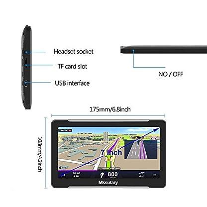 Auto-Navigation-Navigationsgerte-fr-Auto-Wiederaufladbare-LKW-PKW-Navi-GPS-7-Zoll-hohe-Helligkeit-Kapazitiver-Touchscreen-8GB-2D3D-EU-Maps-Kostenloses-Kartenupdate-mit-POI-Sprachfhrung
