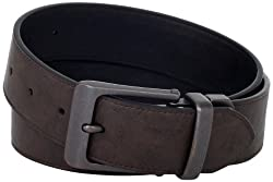 Levis Mens Levis 1 9/16 in. Reversible Belt With Antique Copper Buckle