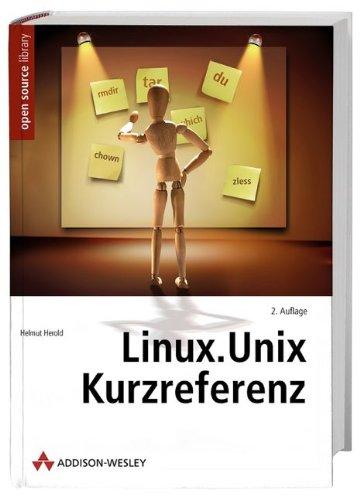 Linux-Unix-Kurzreferenz (Open Source Library)