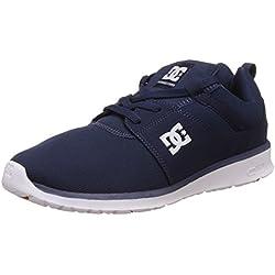 DC Shoes Heathrow M Zapatillas, Hombre, Azul (Navy), 43