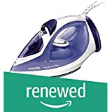 (Renewed) Philips EasySpeed Plus GC2048 2300-Watt Steam Iron (Purple)