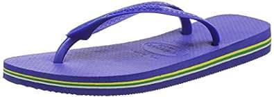 UCZ Brasil 4000032 Unisex - Erwachsene Flip Flops, Blau (Marine Blue 2711), Gr.41/42 EU(39/40  BR)