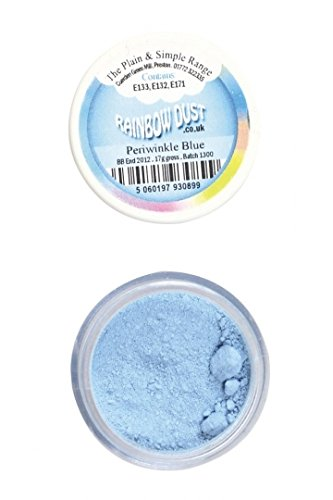 Rainbow Dust - Puderfarben Periwinkle Blue 4 g