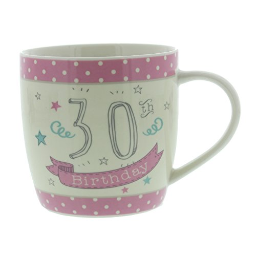 30th Birthday Novelty Tea Or Coffee Mug Gift