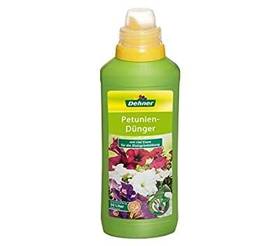 Dehner Petunien- und Surfiniendünger, 500 ml, für ca. 50 l von Dehner auf Du und dein Garten