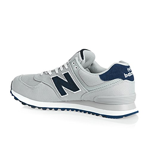 New Balance 574 Pique Polo Pack, Sneakers basses homme Gris - gris