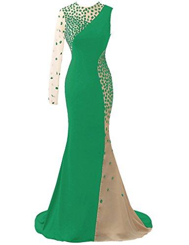 huini-vestito-donna-green-xxxl